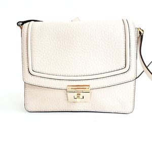 Kate Spade Blush Pebble Leather Crossbody Bag